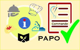 Personnel d'intendance et administratif  PAPO